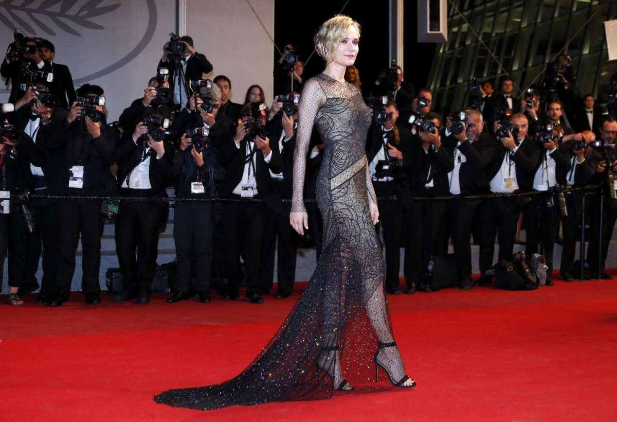 Diane Kruger in Jason Wu a Cannes