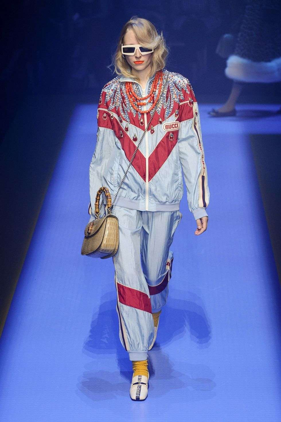 Look sporty chic Gucci
