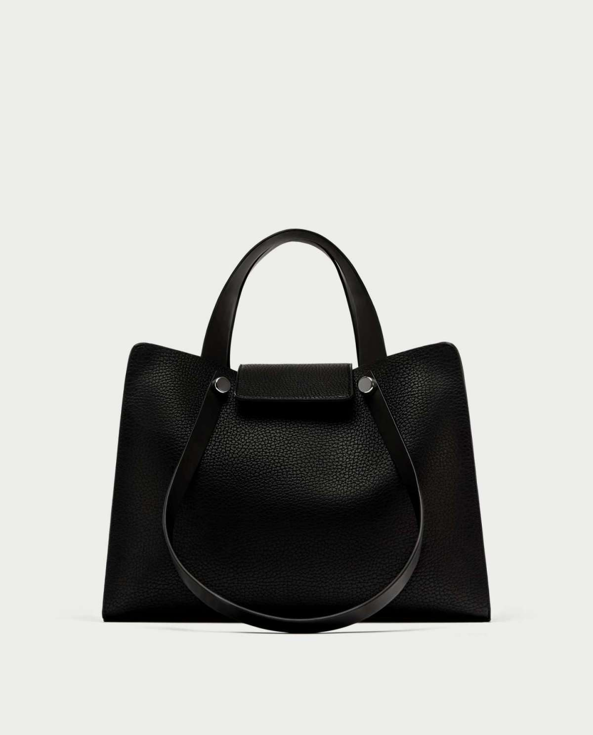 City bag nera Zara