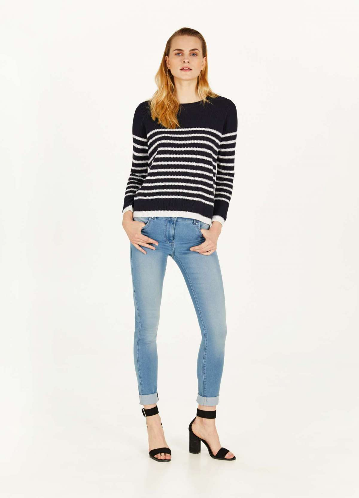 Jeans OVS slim fit a 24,99 euro