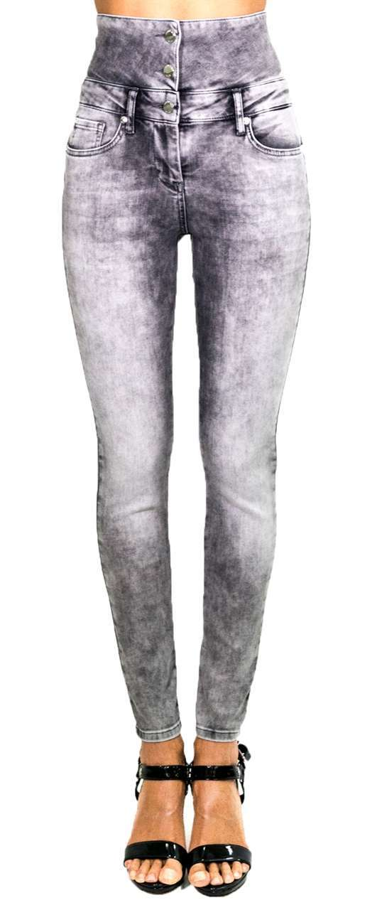 Jeans push-up a 5 tasche Denny Rose a 109,50 euro