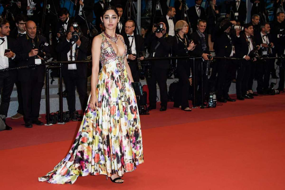 Golshifteh Farahani in Chanel Haute Couture