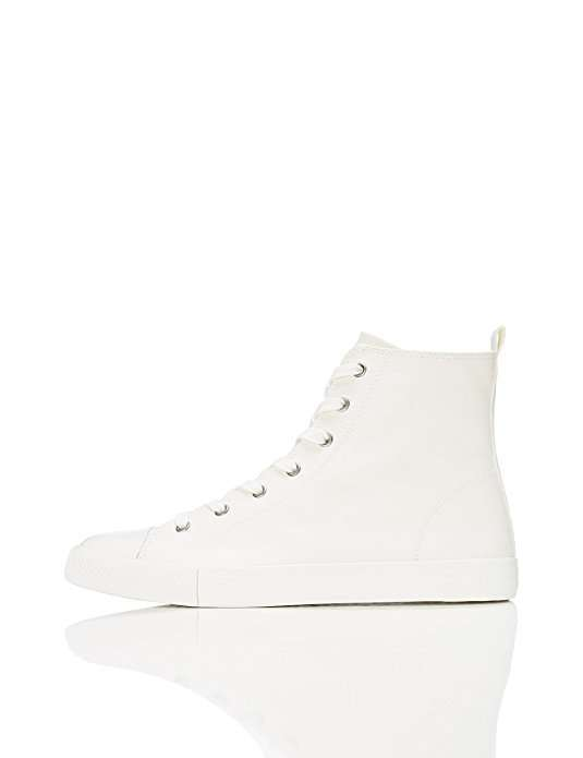 Sneakers alte bianche Find