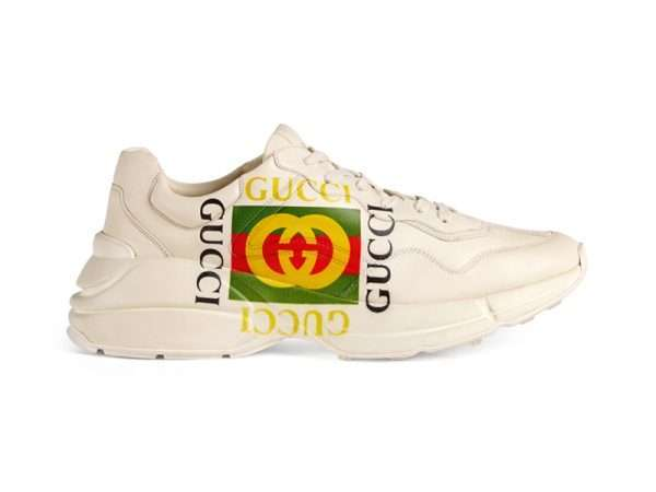 Le ugly sneakers Gucci