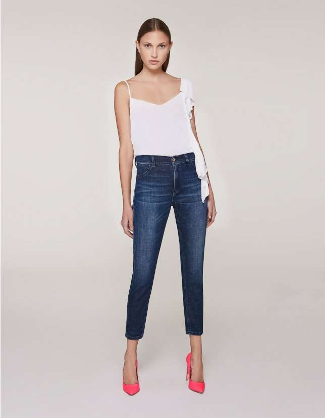Jeans skinny in cotone stretch Dondup