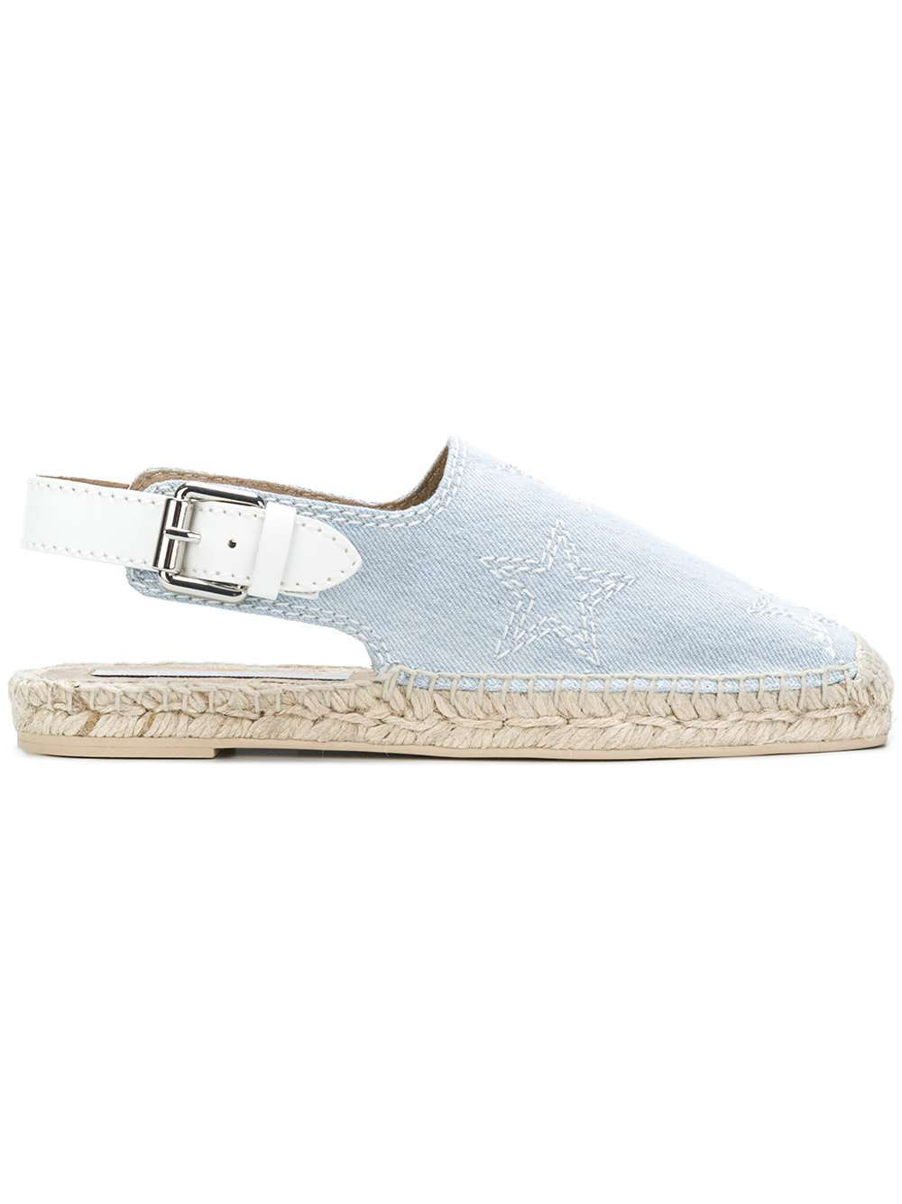 Espadrillas in denim Stella McCartney