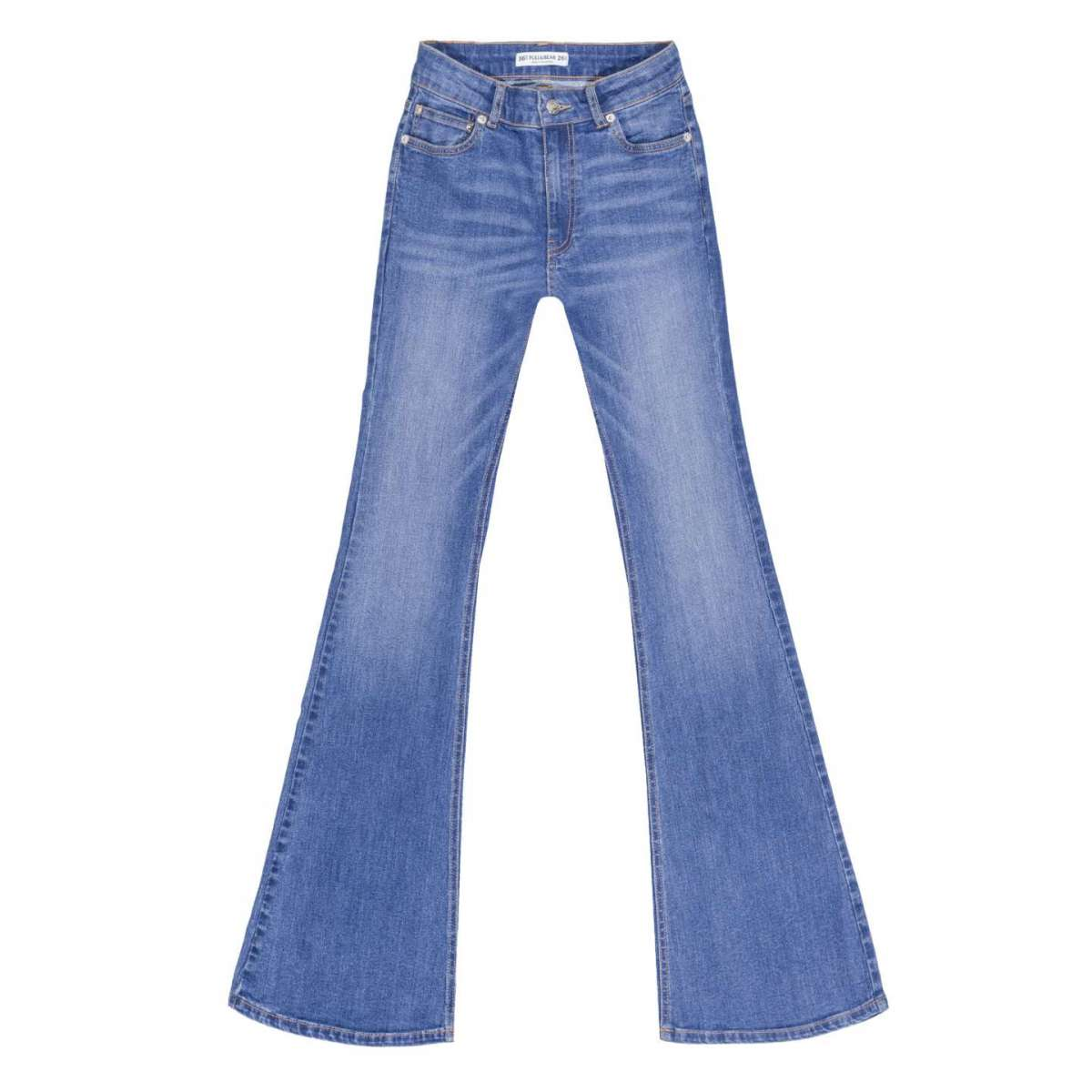 Jeans a zampa Pull and Bear