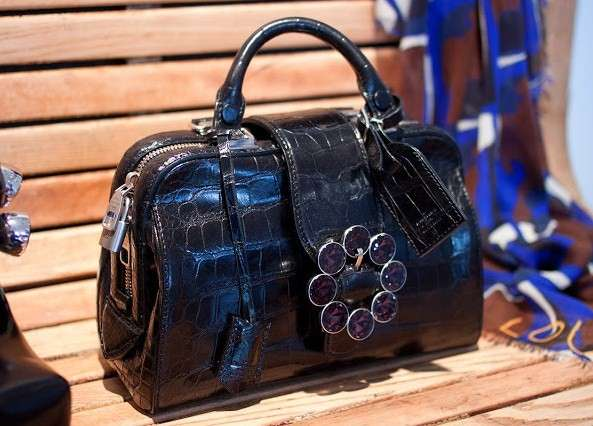 Borsa a bauletto Louis Vuitton