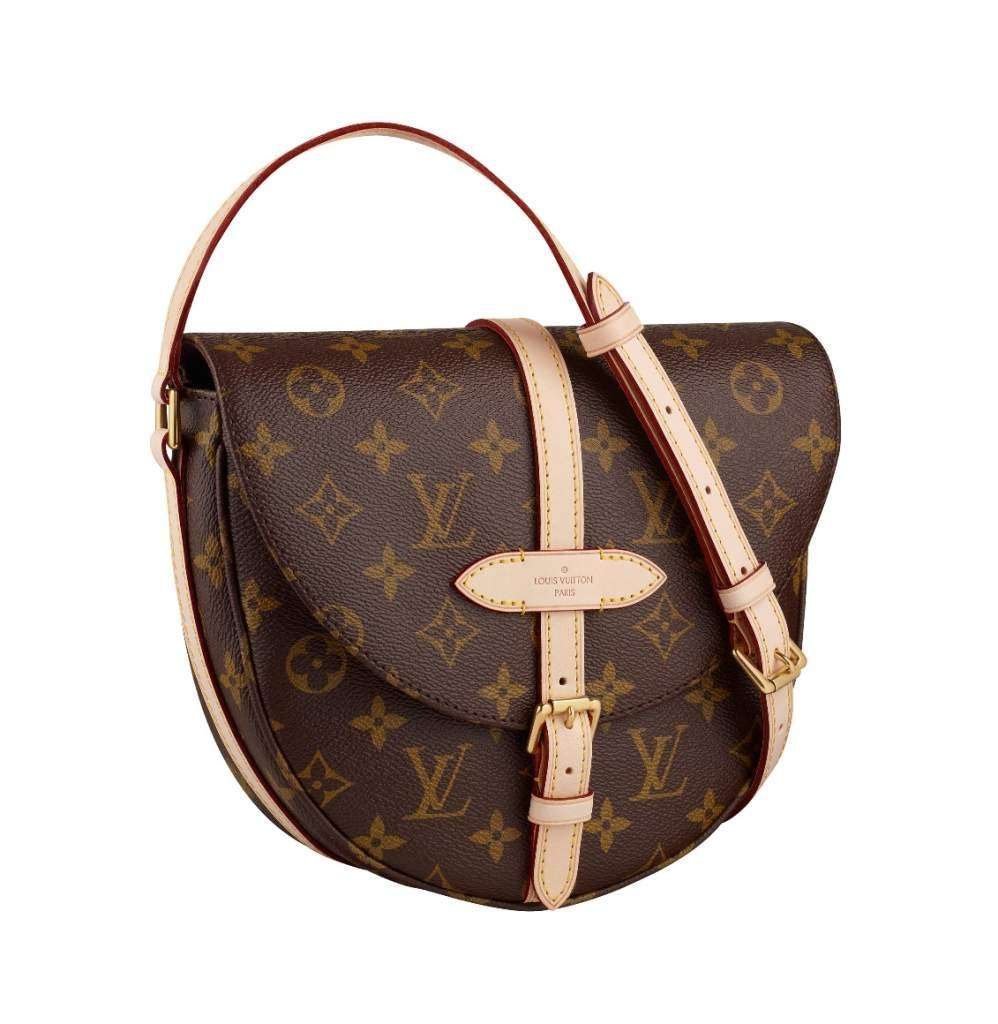 Borsa a tracolla in tela Monogram di Louis Vuitton