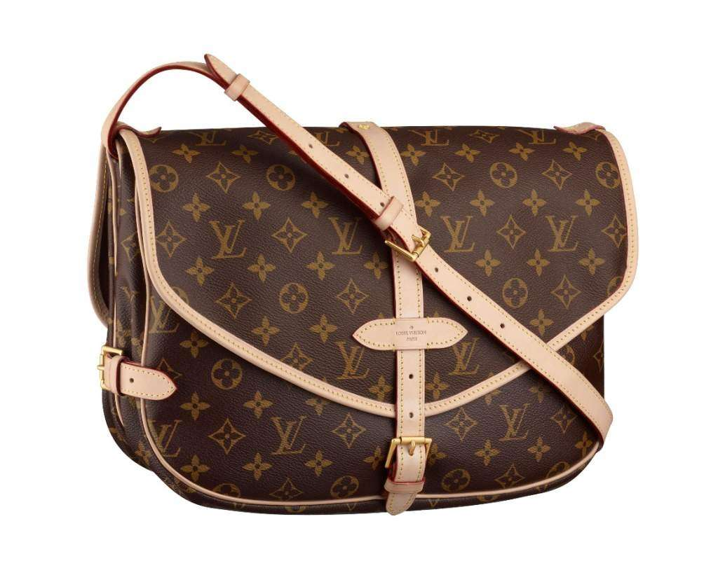 Louis Vuitton, tracolla Monogram