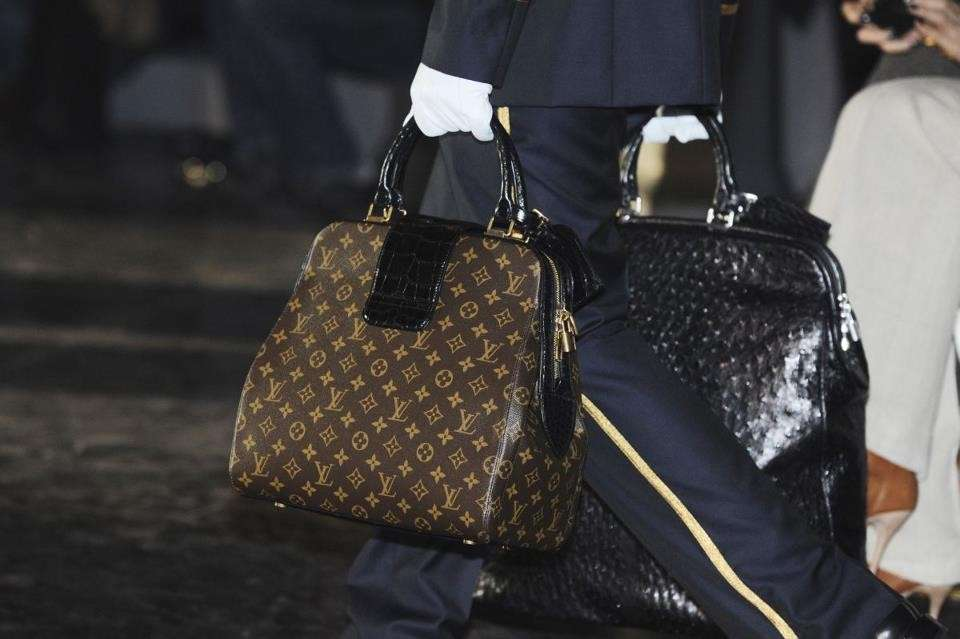 Borse Louis Vuitton, doctor bag logata