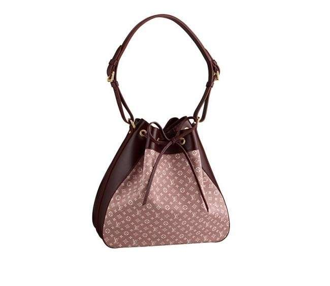 Borsa originale Louis Vuitton a secchiello