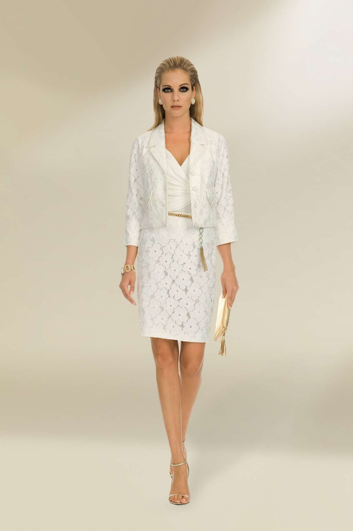 Look in bianco