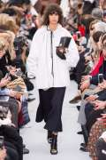 Look sporty chic Celine