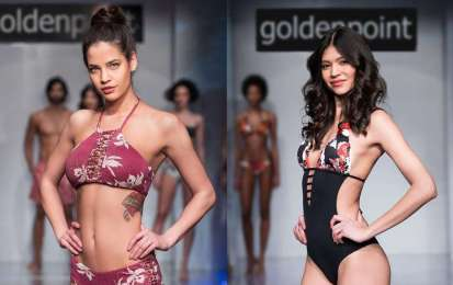 Catalogo costumi da bagno Goldenpoint estate 2018