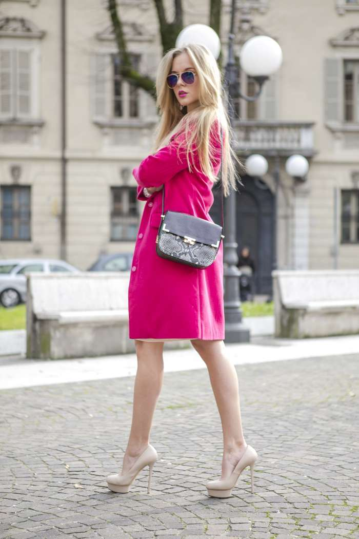 the best attitude 2090d 6f342 Come abbinare il fucsia (Foto) | PourFemme