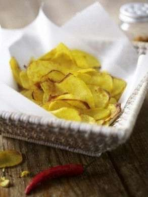 Ricetta patate chips
