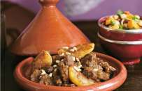 Tajine di vitello