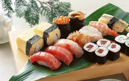 Cucina giapponese: il sushi