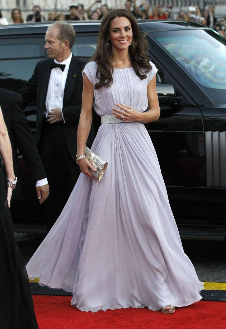 Vestito da sposa di kate middleton