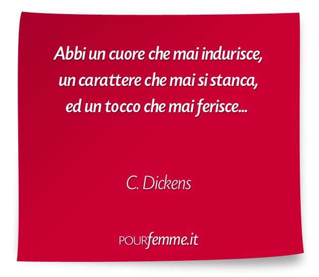 Frase di Charles Dickens