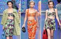 Tendenze fashion estate 2012: la pancia nuda