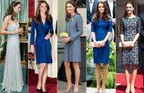 I più bei look di Kate Middleton
