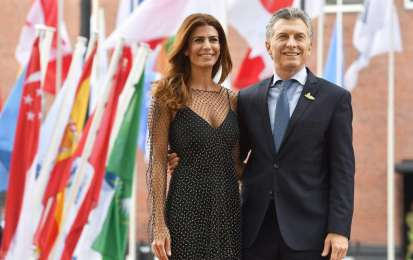 Juliana Awada, le foto della first lady argentina