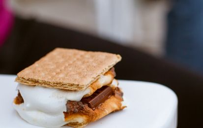 Torta s'mores