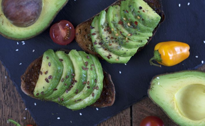 L'avocado toast, super cool